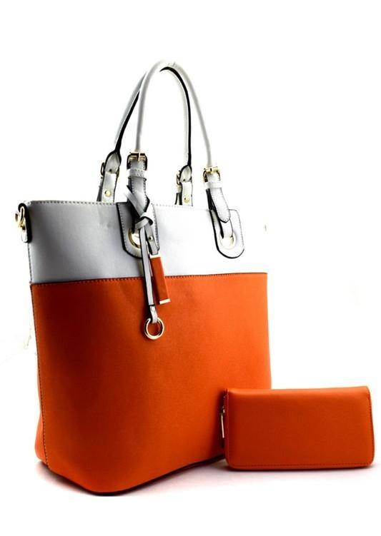 Orange/Deluxe Size