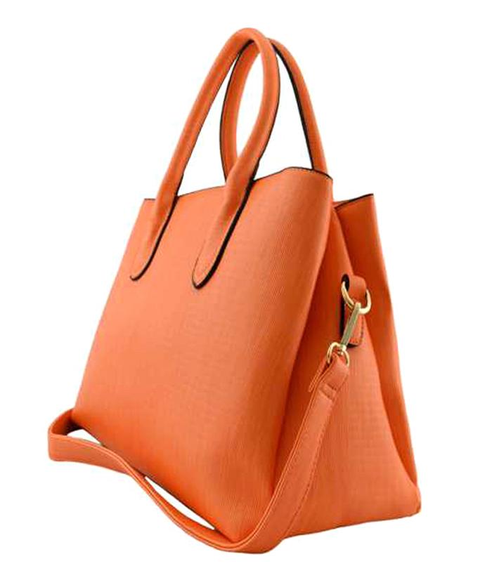 Regina Marquess Handbag Orange2