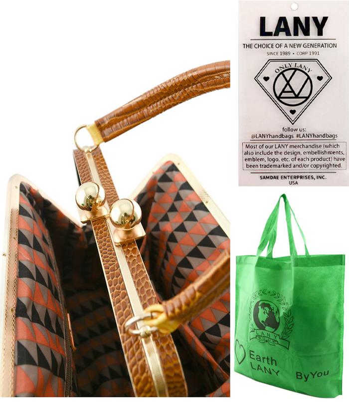 Lany Celestine Bag Tan2