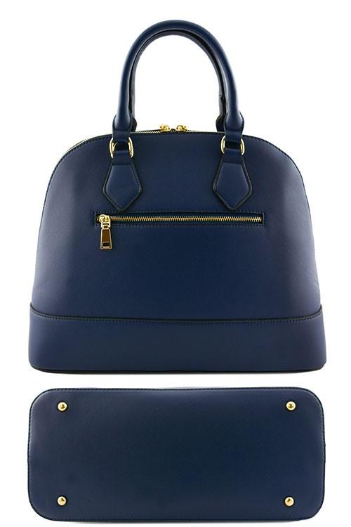 Melissa 2n1 Handbag Set Navy3