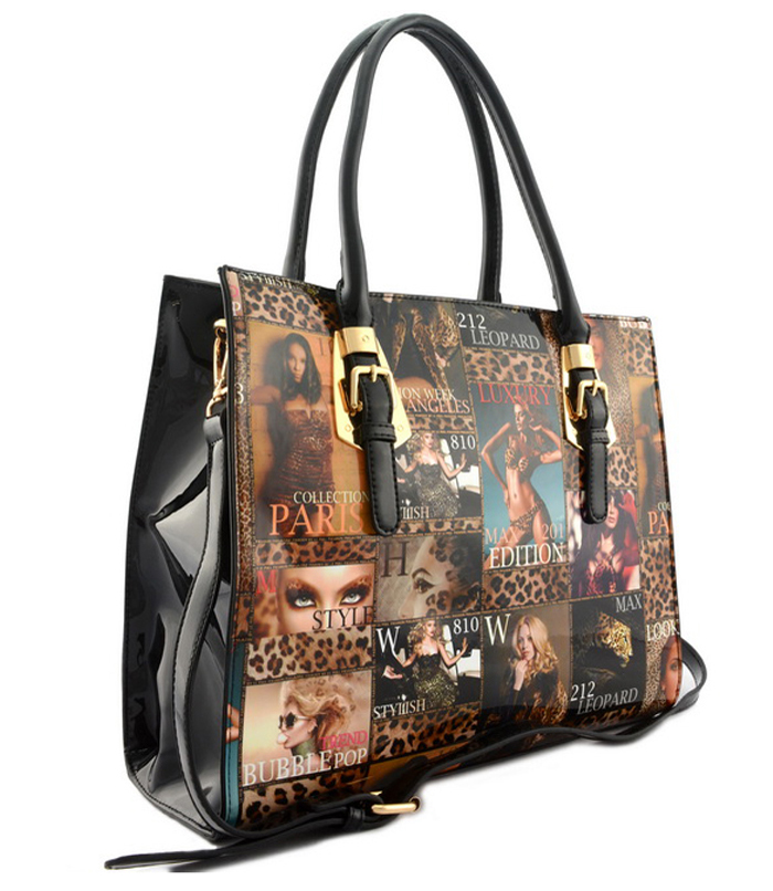 Sondra Empress Magazine Print Bag2