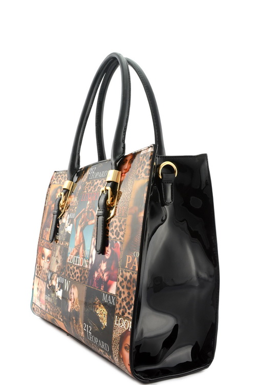 Sondra Empress Magazine Print Bag3