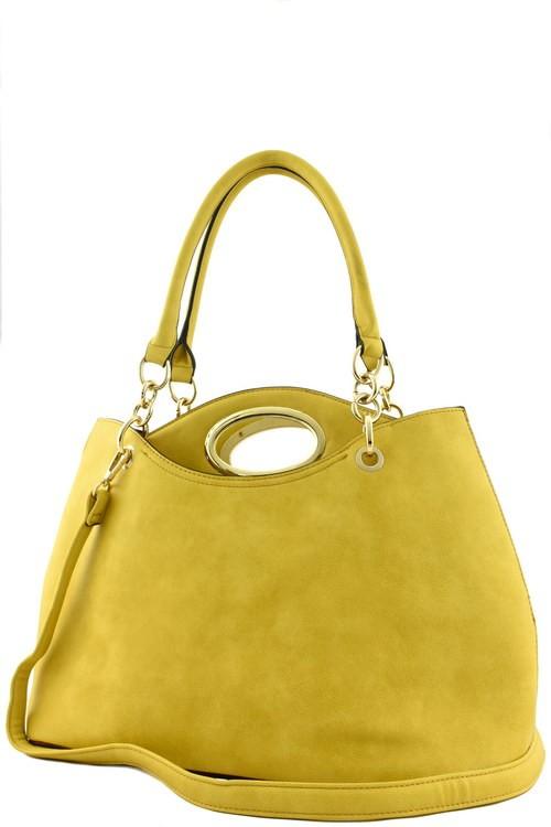 Randi 2n1 Tote Bag Yellow3